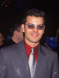 Former Member of Musical Group New Kids on the Block Jordan Knight Premium Photographic Print by Dave Allocca