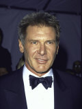 Actor Harrison Ford at the 24th People's Choice Awards at Barker Hangar Premium Photographic Print by Mirek Towski