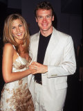 "Dating Actors Tate Donovan and Jennifer Aniston at the Film Premiere for ""Picture Perfect"" Premium Photographic Print by Marion Curtis"