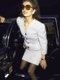 Jackie Kennedy Onassis Premium Photographic Print