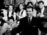 """American Bandstand"" Host Dick Clark Reproduction photographique sur papier de qualité"