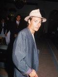 Actor Johnny Depp Premium-Fotodruck