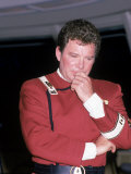 Actor William Shatner Premium Photographic Print