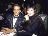 Mark Gero and Wife, Actress Singer Liza Minnelli Premium Photographic Print by Ann Clifford