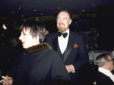 Actress Singer Liza Minnelli and Ex-Husband, Producer Jack Haley Jr Premium Photographic Print by Ann Clifford