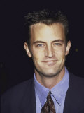 "Actor Matthew Perry at Film Premiere of ""Waiting for Guffman"" Premium Photographic Print by Mirek Towski"
