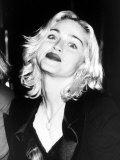 Singer Madonna Mugging Premium Photographic Print