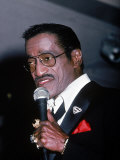 Singer Sammy Davis Jr Premium Photographic Print by Ann Clifford