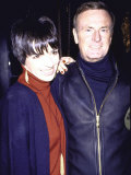 Actress Singer Liza Minnelli and Ex-Husband, Singer Songwriter Peter Allen Premium Photographic Print
