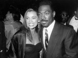 Actress Singer Vanessa L. Williams and Actor Comedian Eddie Murphy at Image Awards Premium Photographic Print by Kevin Winter