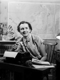 Marine Biologist and Author Rachel Carson Premium Photographic Print