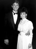 Singer Marie Osmond and Husband, Former Professional Basketball Player Steve Craig Premium Photographic Print by David Mcgough