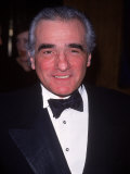 Director Martin Scorsese at Directors Guild Premium Photographic Print by Dave Allocca