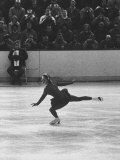 US Skater Carol Heiss During Winter Olympics Premium Photographic Print by Ralph Crane