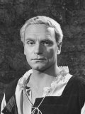 "Actor Laurence Olivier in the Title Role of the Movie ""Hamlet"" Metal Print"