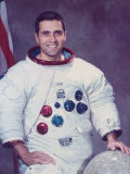 Astronaut Harrison Schmitt, Photographic Print