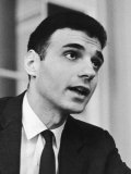 Consumer Advocate Lawyer Ralph Nader Premium Photographic Print