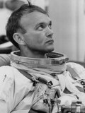 Gemini 10 Astronaunt Michael Collins , Pilot for Nasa Premium Photographic Print