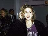 Singer Madonna Premium Photographic Print by Ann Clifford