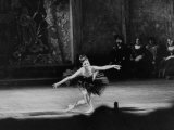 Ballerina Maya Plisetskaya During Performance in Honor of Nasser at Bolshoi Theater Premium Photographic Print