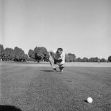 Golf Pro Ben Hogan Premium Photographic Print by Martha Holmes