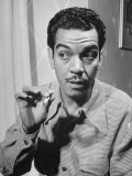 Mexican Actor Cantinflas Premium Photographic Print by Martha Holmes