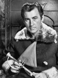 "Actor Stewart Granger in Film ""The Prisoner of Zenda"" Based on Anthony Hope Novel of Same Name Premium Photographic Print"