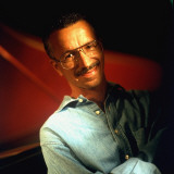 Jazz Musician Keith Jarrett at Home in Oxford, Nj Premium Photographic Print by Ted Thai