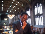 Sociologist William Julius Wilson is to Join Harvard's Department of African American Studies Premium Photographic Print by Ted Thai