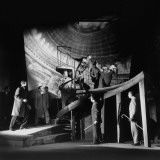 """All the King's Men"" Performed by the New School as Part of a Dramatic Workshop Premium Photographic Print by Herbert Gehr"