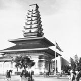 World's Fair Premium Photographic Print by Horace Bristol