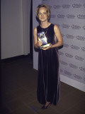 Actress Helen Hunt Holding Award at 9th Annual American Comedy Awards Held at Shrine Auditorium Premium Photographic Print by Milan Ryba