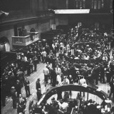 The New York Stock Exchange Premium Photographic Print by Andreas Feininger