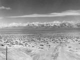 Deserts of Interiors Southern California -In Vicinityof Inyokern Proving Ground Premium Photographic Print by J. R. Eyerman