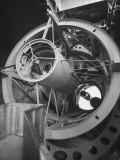 200-Inch Mirror in Mt. Palomar Telescope Premium Photographic Print by J. R. Eyerman