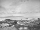 View of Harbor from Island of Martinique Premium Photographic Print by David Scherman