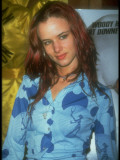 Actress Juliette Lewis Premium Photographic Print by Dave Allocca