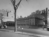 Exterior of the Frick Museum Alone Fifth Avenue Premium Photographic Print by Rex Hardy Jr.