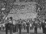 Rose Bowl Game and Parade Premium Photographic Print by John Florea