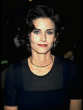 Actress Courteney Cox Premium Photographic Print by Kevin Winter