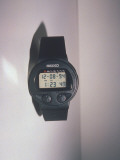 Seiko Message Watch, Combo Timepiece and Beeper Premium Photographic Print by Ted Thai