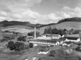 A View Showing the Power Plant of the Sugar Factory Premium Photographic Print by Hart Preston