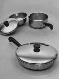 Revere Ware Cooking Utensils Premium Photographic Print by Martha Holmes