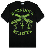Boondock Saints Vintage Guns T-shirts