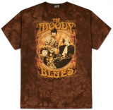 The Moody Blues -  Vintager Poster T-Shirts