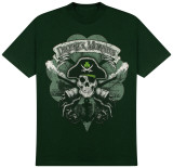 The Dropkick Murphys - Skulls Cannon Anchor/ Forest Tshirts