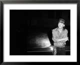 Stevie Ray Vaughan Framed Photographic Print