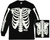 Sweat à manches longues: The Misfits: Squelette brillant dans le noir Vêtements