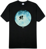 ET - Moon T-Shirts