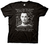 Big Bang Theory - Visionary with Sheldon T-Shirt